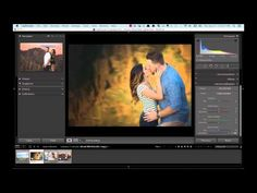 how to add color to white in lightroom