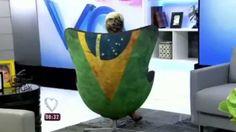 Mais Você - Egg Brasil RVALENTIM