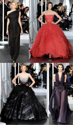 Dior couture- Red carpet
