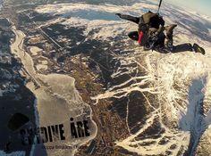 BLOGG — Skydive Åre