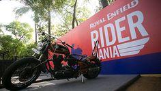 Royal Enfield Rider Mania 2015 starts from November 20