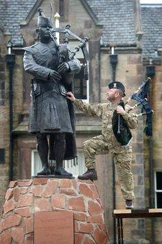 The Army School of Bagpipe Music and Highland Drumming today Sept Outlander, Motif Music, Perth, Bagpipe Music, Celtic, Scottish Culture, Wales, Men In Kilts, England