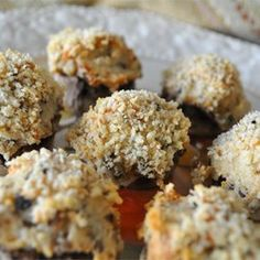 Mouth-Watering Stuffed Mushrooms - Allrecipes.com