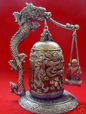 The Tibetan jewelry Excellence Tibetan dragon Buddha bell