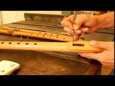 How to Re-Tune a Native American Flute that is out of tune with Charlie Mato-Toyela Native American Music, Native American Fashion, Native American Indians, Flute Fingering Chart, Wooden Flute, Indian Musical Instruments, Native Flute, Pan Flute, Tin Whistle