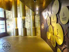 Casa da Cerveja Super Bock - Leça do Balio, Porto, Portugal.