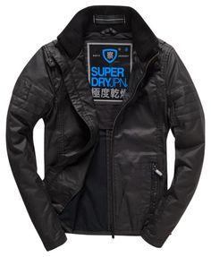 """Superdry """"Moody Slim Racer Jacket"""""""
