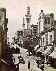 Istanbul City, Istanbul Turkey, Istanbul Pictures, Urban Architecture, Building Architecture, Ottoman Empire, Historical Pictures, Vintage Photographs, Cairo