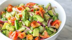 Finally, a unique salad that is actually make-able with a few, fresh ingredients!