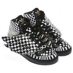 ADIDAS ORIGINALS JEREMY SCOTT WINGS OP ART   #bestsneakersever.com #sneakers #shoes #adidas #originals #jeremyscott #wings #op #art #style #fashion