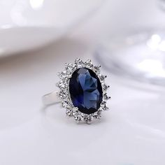 Saphire Ring Engagement Ideas