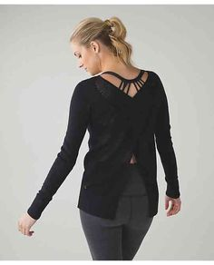 Sunset Savasana Pullover II