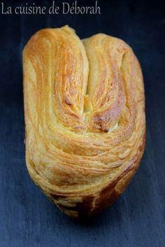 Brioche feuilletée de Philippe Conticini Cuisine de Deborah