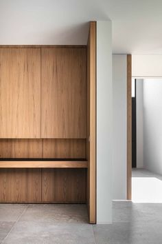 Ideas built in storage cabinet woods for 2019 Interior Architecture, Interior And Exterior, Wall Design, House Design, Study Design, Joinery Details, Wood Storage Cabinets, Built In Storage, Interior Inspiration