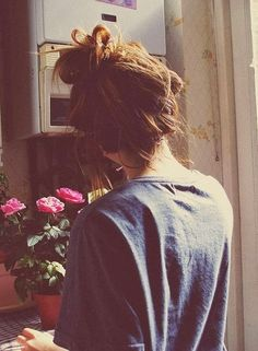 indie, hipster, hair, sweet, morning