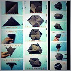exo and origami image kpop Kpop Exo, Origami Logo, Origami Art, Geometric Origami, Kyungsoo, Chanyeol, Paper Hearts Origami, Diy Paper, Paper Crafts