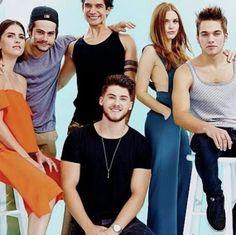 Teen Wolf s5 cast