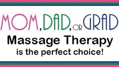 Massage Therapy is always the perfect gift for any occasion