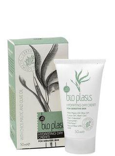 #Organic Skin Care Bioplasis Mastic Moisturizing Day Cream for Dry and Sensitive Skin