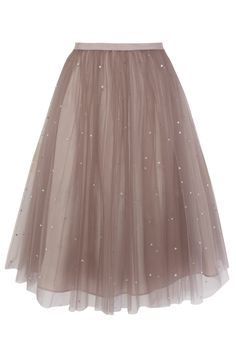 A dramatic and romantic skirt with a stunning fade out colour.  Adorned in dazzling diamante stones, the Cordelia Skirt is a stunning formal style that is sure to turn heads. Crafted to skim over the hips and accentuate your waist, the tulle layers create an ethereal aesthetic fit the most special occasions in your diary. The skirt is fully lined for ultimate comfort and effortless movement.