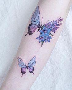 Elegant Tattoos, Feminine Tattoos, Pretty Tattoos, Unique Tattoos, Cute Tattoos, Beautiful Tattoos, Tatoos, Butterfly Tattoos For Women, Wrist Tattoos For Women