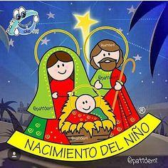 El Nacimiento del Niño Dios!