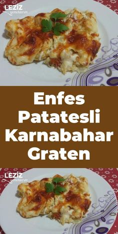 Enfes Patatesli Karnabahar Graten Cauliflower Gratin with Delicious Potatoes I The post Exquisite Potatoes Cauliflower Gratin appeared first on Pink Unicorn. Asian Recipes, Mexican Food Recipes, Healthy Recipes, Healthy Food, Cheap Meals, Easy Meals, Burger Side Dishes, Cauliflower Gratin, Food Porn
