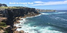 The Bondi to Coogee walk is perhaps the most famous hiking trail in Sydney. Enjoy Australia& best beaches, panoramic ocean views and great food on the way. Sydney Beaches, Ocean Views, Foodie Travel, Australia Travel, Hiking Trails, Beautiful Beaches, Seaside, Walking, Vacation
