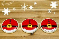 Santa's Belly Sugar Cookies