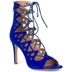 Joie Sandals - Quin Lace Up High Heel