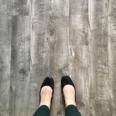 Give your home a better look and feel by using this Home Decorators Collection Stony Oak Grey Luxury Vinyl Plank. Vinyl Flooring Kitchen, Basement Flooring, Rubber Flooring, Grey Flooring, Floors, Kitchen Vinyl, Tile Flooring, Laminate Flooring, Flooring Options