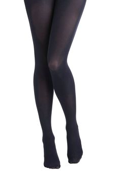 Tights for Every Occasion in Navy | Mod Retro Vintage Tights | ModCloth.com