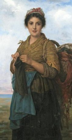 The young seamstress From Bazile Perrault
