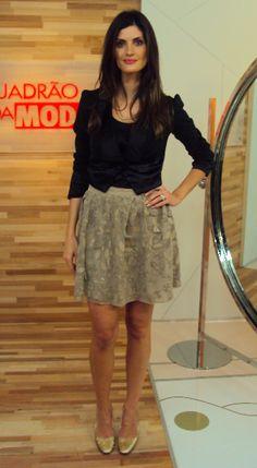 Moda com Café: Looks e estilo de Isabella Fiorentino