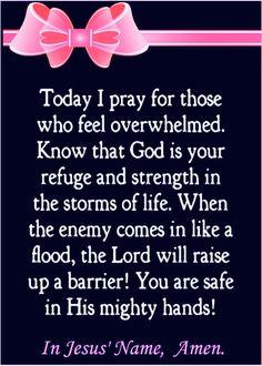 Prayer for Damien Prayer Jar, Prayer Verses, Faith Prayer, God Prayer, Prayer Quotes, Faith Quotes, Night Prayer, Bible Verses, Life Quotes