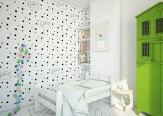 Weiß im Kinderzimmer