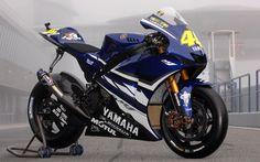 Yamaha YZR-M1 wallpaper
