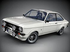 1976 Ford Escort Mk2 Mexico - Always Wanted Never Had!
