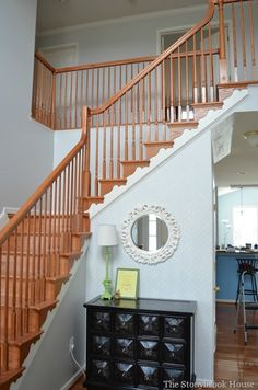 Nice How To Transform Your Stairs. Painting StairsStair SpindlesBest ...