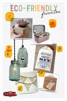 Style Me Sunday: The Best of Eco Chic Design