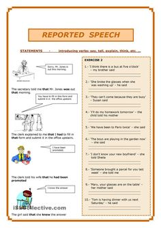 SPEECH EXERCISES REPORTED
