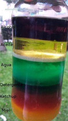 columna de densidades