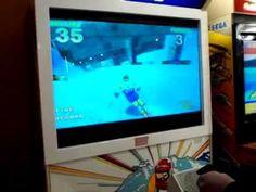 Alpine Racer (arcade) Esperimenti con gli sci!