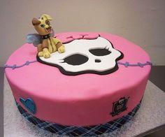 Monster High Cake Idea (OMG LOVE... Kaya would DIE!)