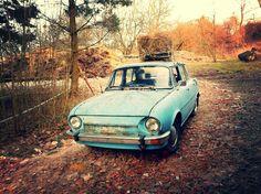 Our car Máňa