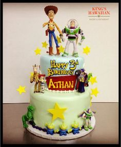 #kingshawaiian #toystory #cake  King's Hawaiian Bakery & Restaurant