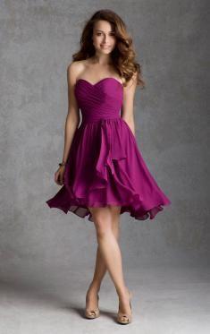 Short Bridesmaid Dresses, Knee Length Bridesmaid Dresses for Sale