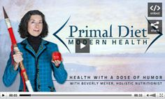 Tune in to the Primal Diet & Modern Health Podcast