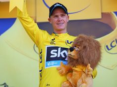 Froome 2015 Tour gagné.
