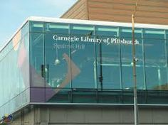 carnegie library of pittsburgh, Squirrel HIll branch. Open on Sunday. What more can a bookworm ask for.